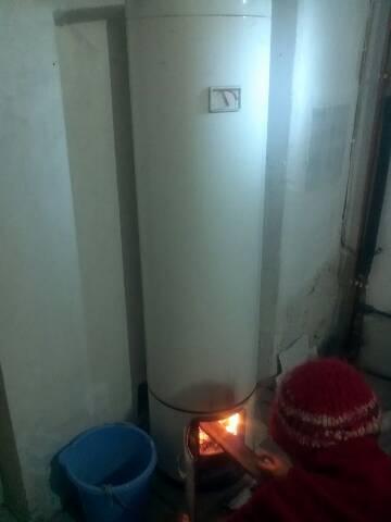 Scaldabagno boiler a legna fai da te offgrid for Tubo scaldabagno