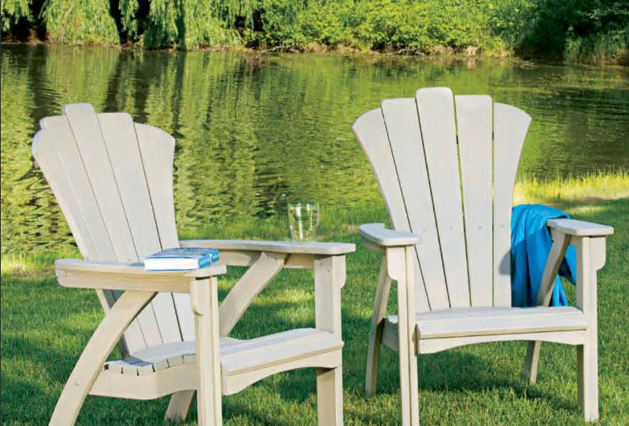 Sedia da giardino: Adirondack - Fai da te & OffGrid