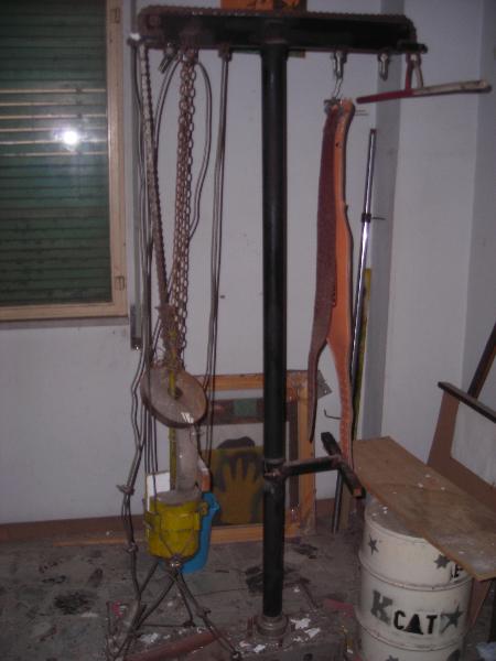Attrezzi da palestra fatti in casa quadrabar prowler fai - Costruire palestra in casa ...