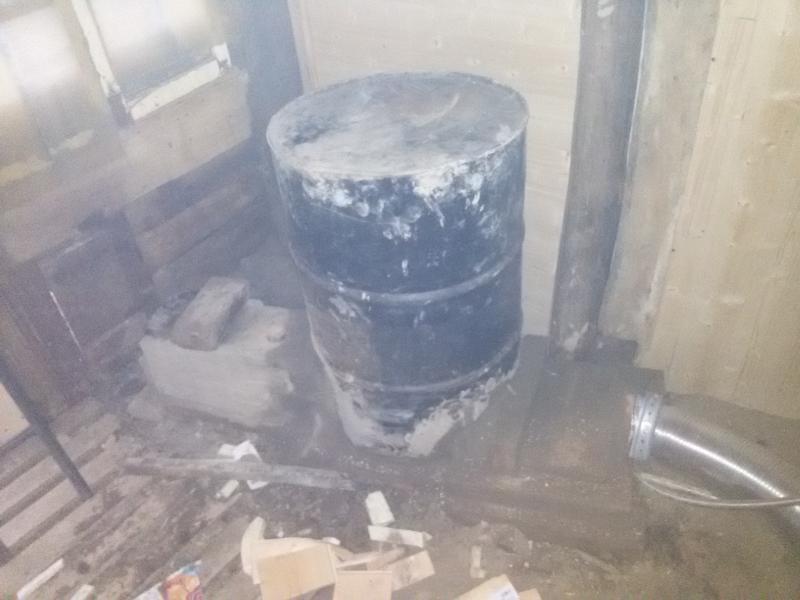 Sauna e stufa a razzo rocket stove fai da te offgrid for Stufa rocket