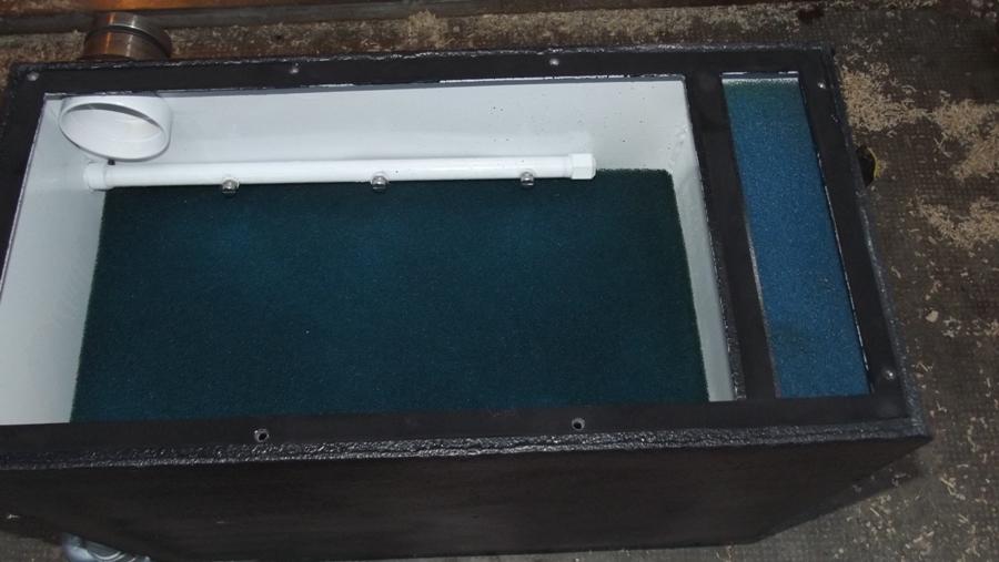 Abbattitore di fumi ad acqua depuratore fumi stufa page for Abbattitore di fuliggine stufe a pellet filtro fumo